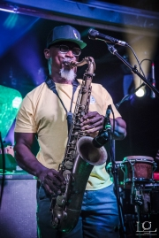 Karl Denson sitting in with the Mike Dillon Band