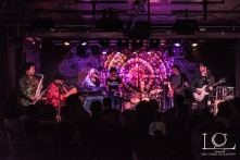 Melvin Seals & JGB at the Salvage Staion, Asheville, NC